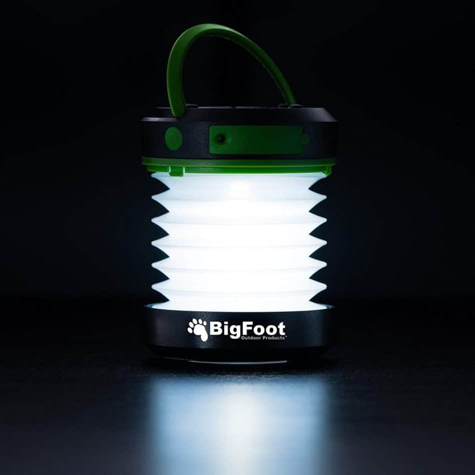 BigFoot mini solar light