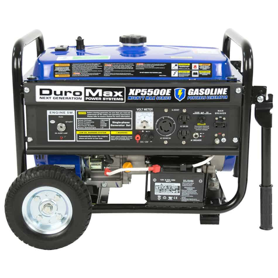 gas powered generators are more sophisticated than solar generators