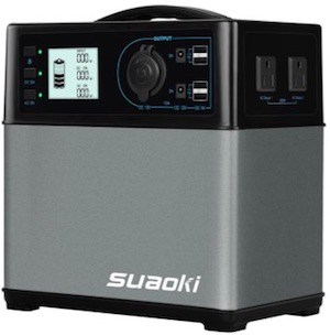 Suaoki 400Wh featured image