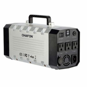 Chafon 288Wh solar powered generator is a great investment