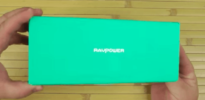The RAVPower has excellent packaging for the product
