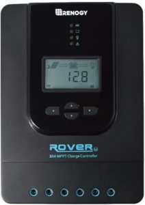Renogy Rover charge controller