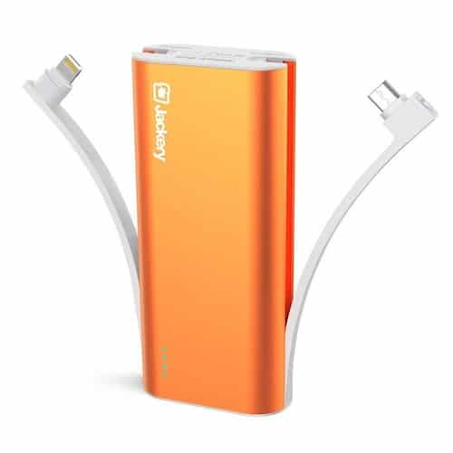 Jackery Bolt portable charger front view