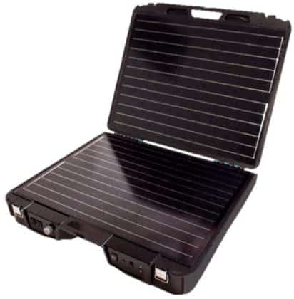 Peppermint Forty2 solar generator