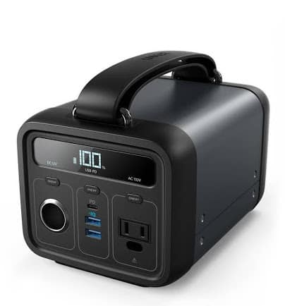Anker Powerhouse 200 front view