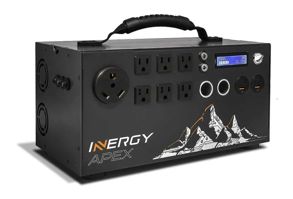 Inergy Apex front view