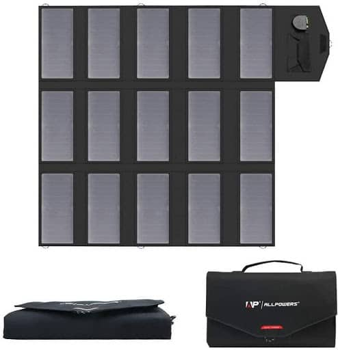 ALLPOWERS 100W Portable Solar Charger