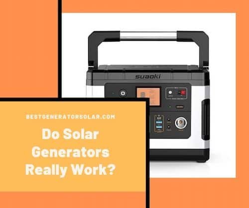 "Cover image saying ""Do Solar Generators Really Work?"""