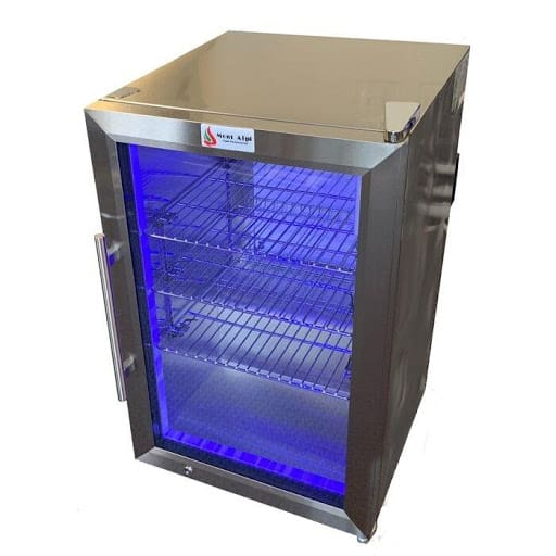 MONT ALPI OUTDOOR RATED MINI FRIDGE front view
