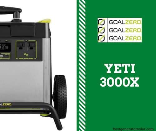 YETI 3000X half image with label on right
