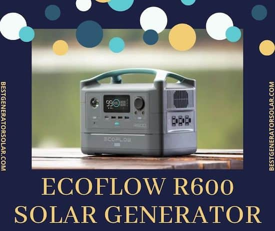 EcoFlow R600 Solar Generator - Complete Review cover image