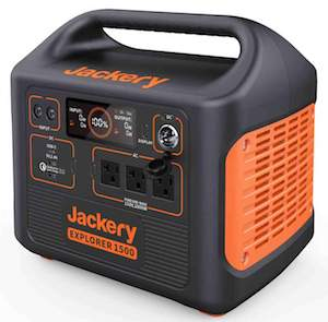 Jackery Explorer 1500 front tilted small