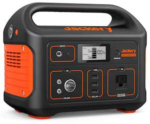Jackery Explorer 500 front tilted small