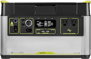 Yeti 1000X front view small